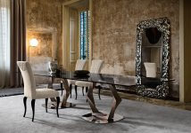VENDOME Table for Veblén - Fiam