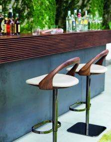 ESTER stool for Porada